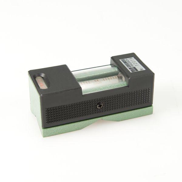 Kurbelzapfen-Wasserwaage 0,40mm/m